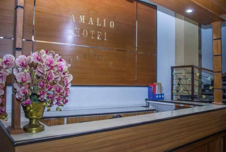 Amalio Hotel Bandung - Front Office
