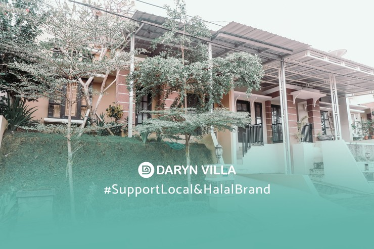 Villa Daryn For Family Only - 2 Bedrooms Malang - Tampak Depan