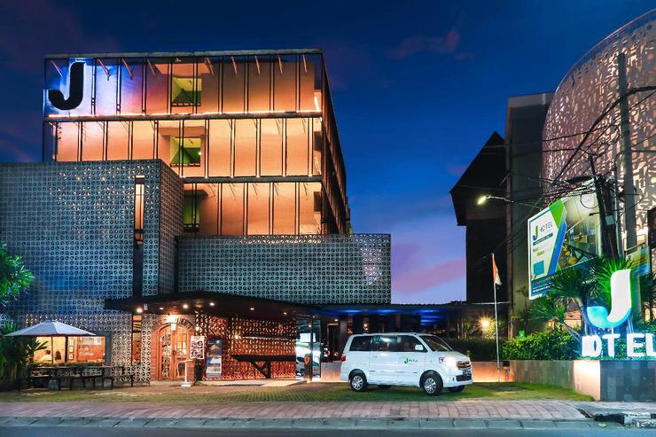 J Hotel Kuta - Gedung