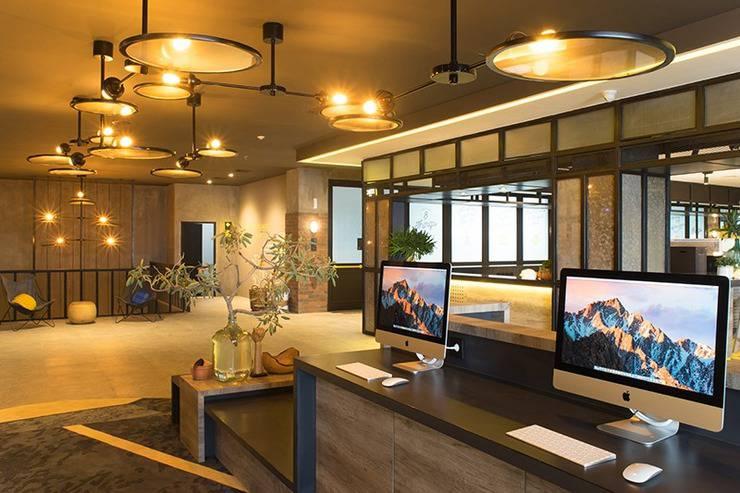Rooms Inc Hotel Semarang - Interior