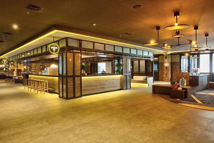 Rooms Inc Hotel Semarang - Lobby