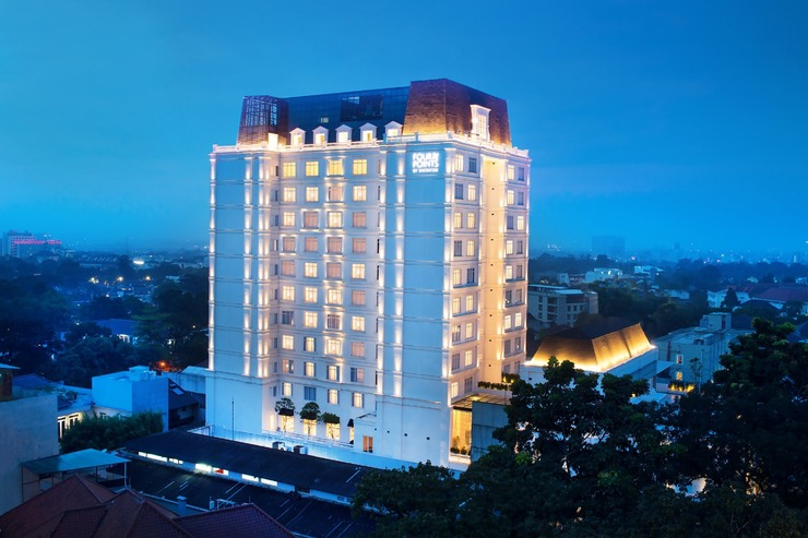 Four Points By Sheraton Bandung Bandung - Appearance
