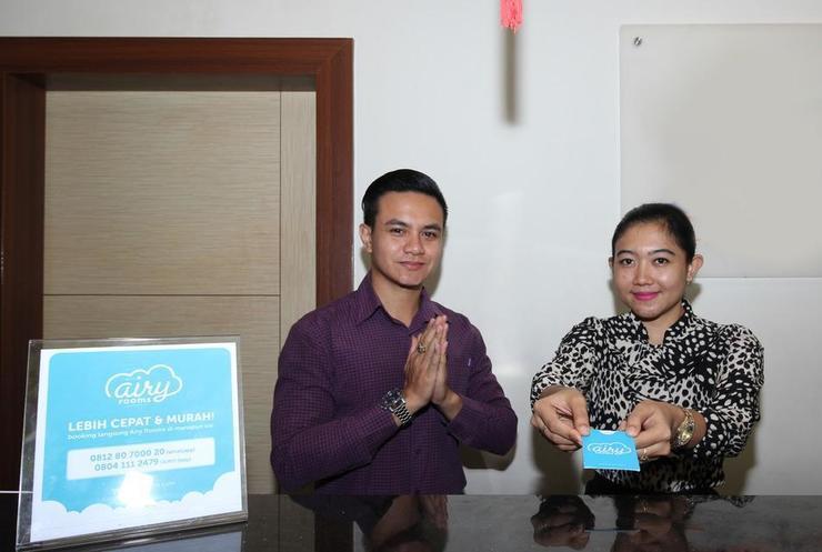 Airy Wenang Pierre Tendean 35 Manado - Reception