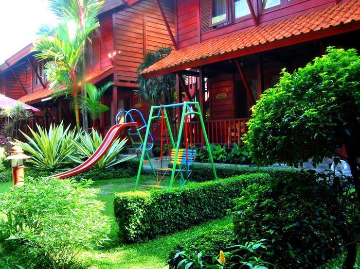 Syariah Daarul Jannah Cottage Bandung - Facade