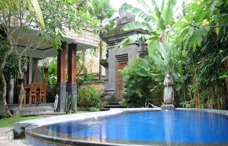 Budhi Ayu Villas Ubud Bali - Kolam Renang