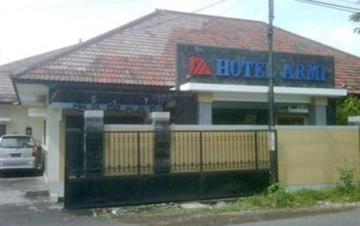 Hotel Armi Malang - Pemandangan