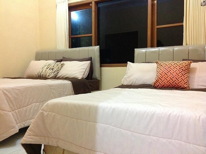 Villa Batu Bale-Bale Malang - Kamar Tidur