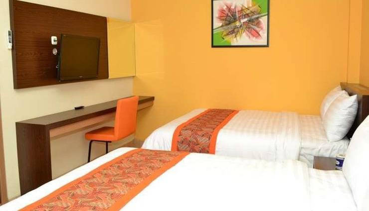 Hotel Premium Belitung - Kamar tamu