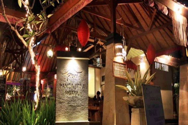 Puri Panca Jaya Hotel Bali - Eksterior