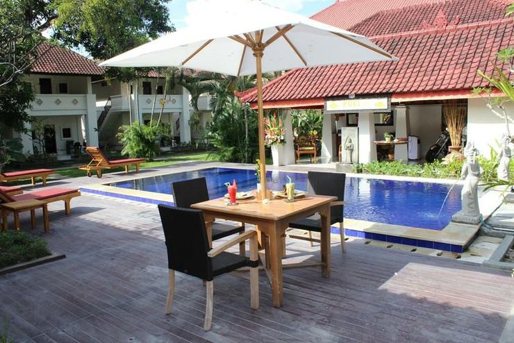 Puri Panca Jaya Hotel Bali - exterior