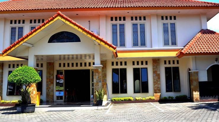 NIDA Rooms Bandar Lampung Enggal Lampung - Eksterior