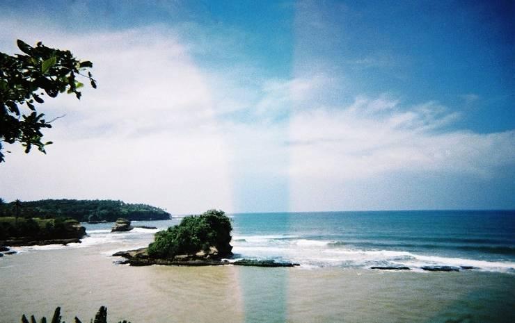Hotel Pondok Hexa Seaside Ujung Genteng - Pantai Ujung Genteng
