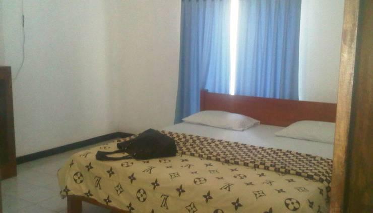 Hotel Pondok Hexa Seaside Ujung Genteng - Kamar Tamu