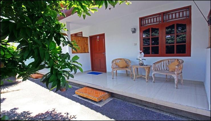 Nudel Beachside Room Bali - exterior