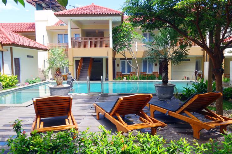Bulak Laut Hotel & Resort Pangandaran - Exterior