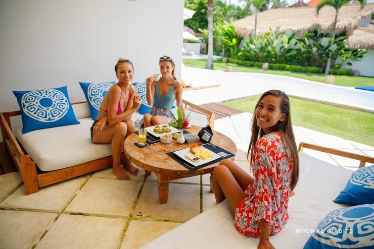 The Apartment Umalas Bali - Restaurant