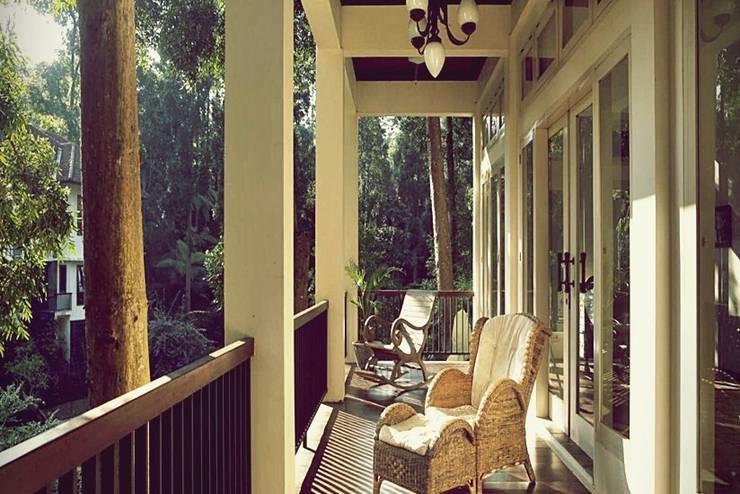 Villa Puncak by Plataran Bogor - Teras