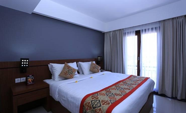 RedDoorz @Pangkung Sari Seminyak Bali - Kamar tamu
