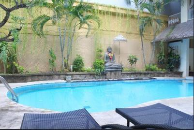 Airy Legian Melasti 36 Kuta Bali - Swimming Pool