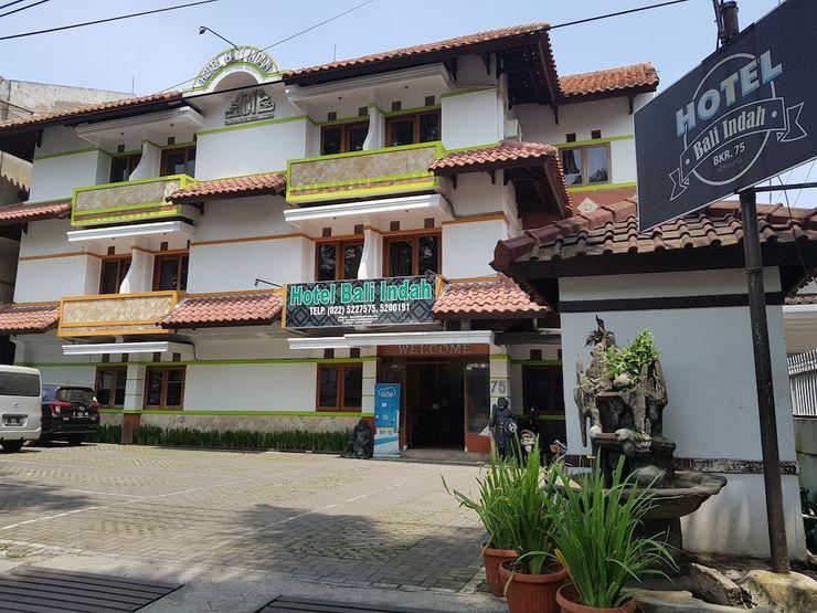 Hotel Bali Indah Bandung - Land View from Property