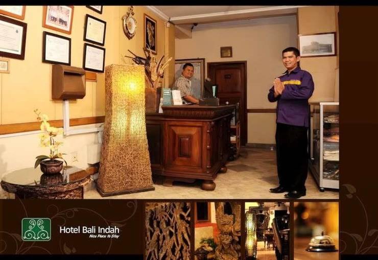 Hotel Bali Indah Bandung - Receptionist