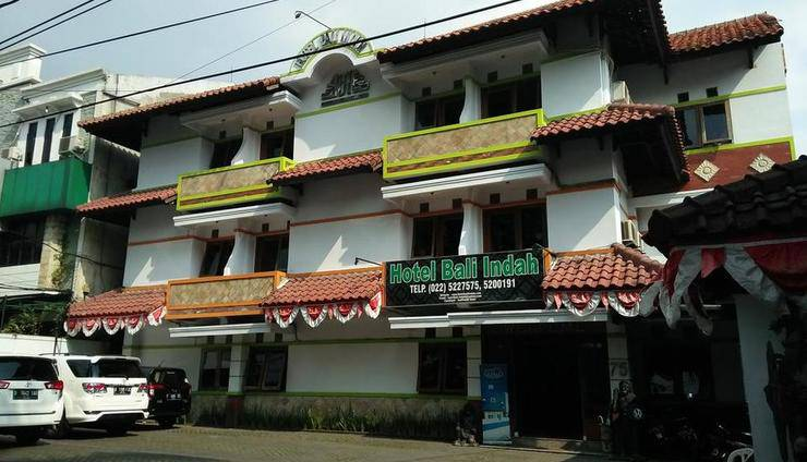 Hotel Bali Indah Bandung - Appearance