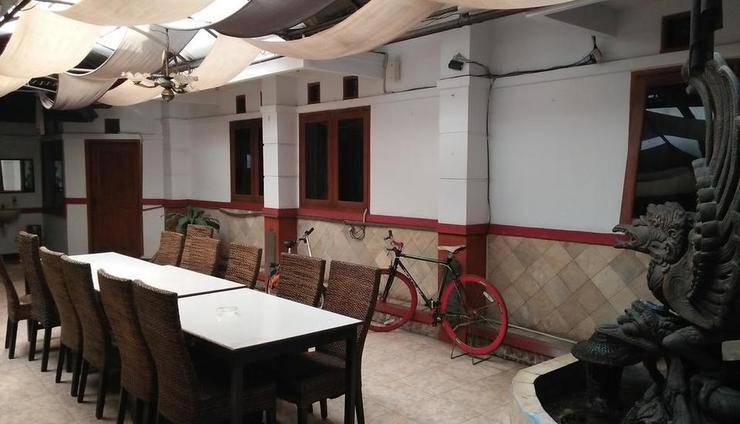 Hotel Bali Indah Bandung - Dining Area