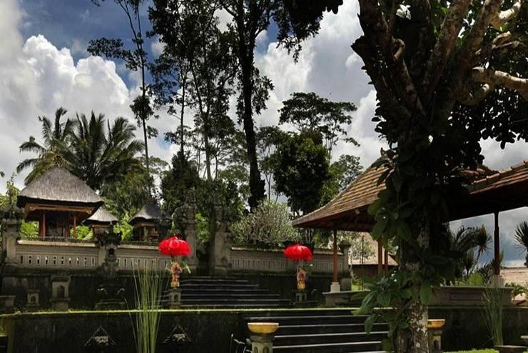 Bagus Jati Ubud - Pemandangan