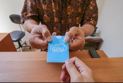 Airy Gedung Sate Muararajeun 24 Bandung - Receptionist