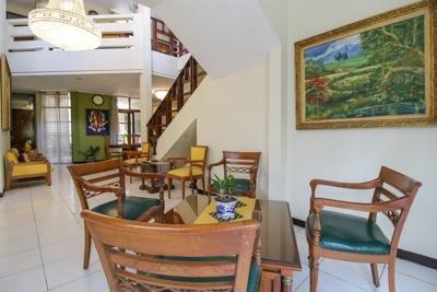 Airy Gedung Sate Muararajeun 24 Bandung - Lobby