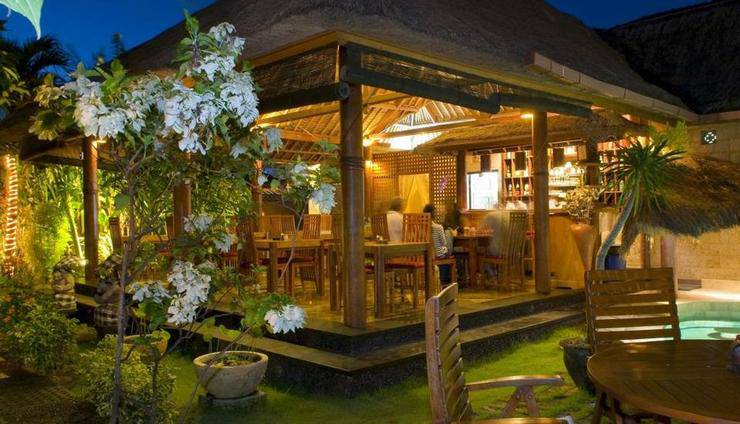 Puri Madawi Hotel Bali - Restoran
