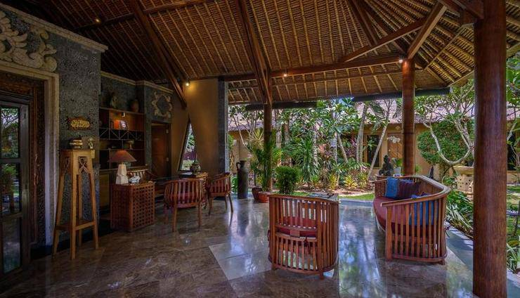 Puri Madawi Hotel Bali - lobi