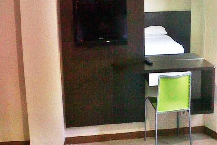 Hotel Pagi Flores - Fasilitas Kamar