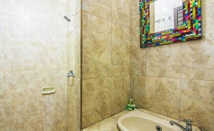 Hotel & Resto Selamet Banyuwangi - Kamar mandi
