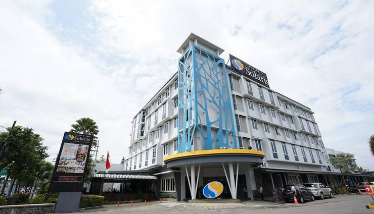 Solaris Hotel Malang - Tampak Depan