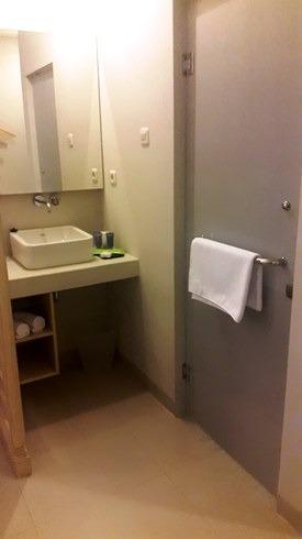 Hotel Arjuna Kota Batu Malang - bathroom