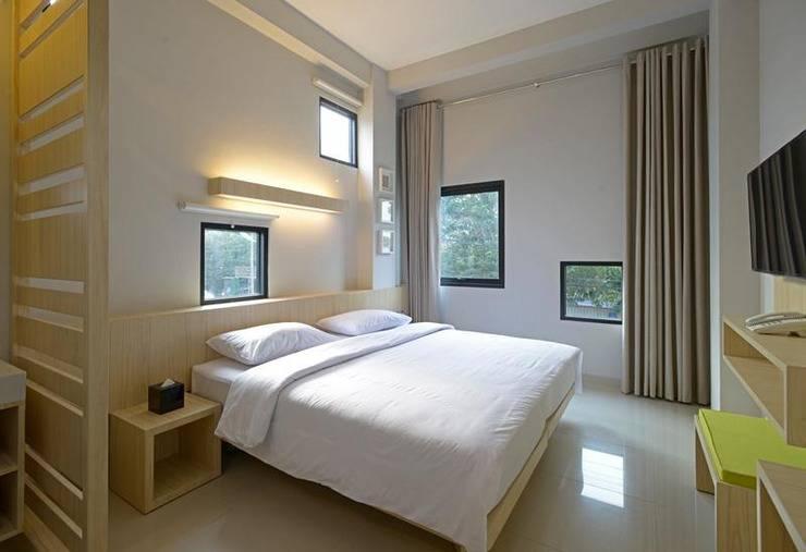 Hotel Arjuna Kota Batu Malang - Hollywood Double