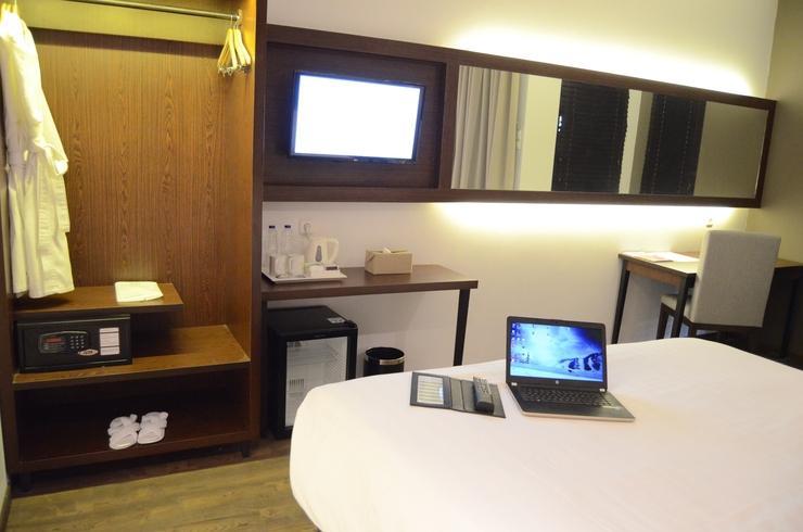 Amanuba Hotel & Resort Rancamaya Bogor - Deluxe room