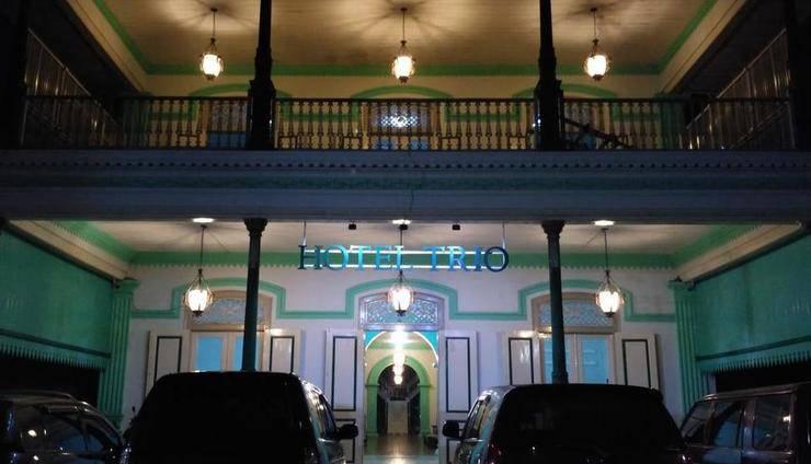 Hotel Trio Solo - Exterior