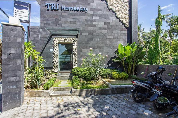 Tri Homestay Bali - exterior