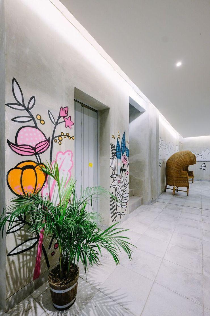 Lopi Hotel Makassar - coridoor