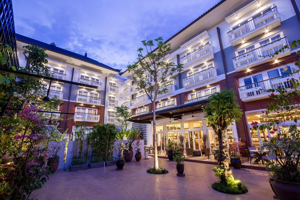 Maison Aurelia Sanur Bali - Eksterior Hotel