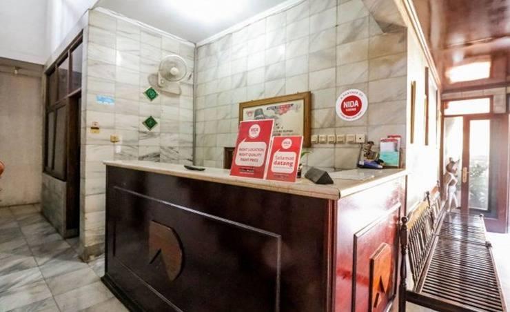 NIDA Rooms Kaliurang Tugu Jogja - Resepsionis