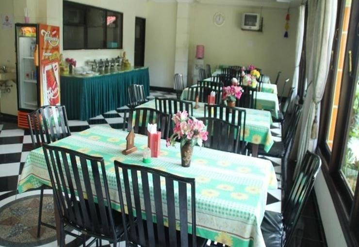 Ronggolawe Hotel Blora - Restoran