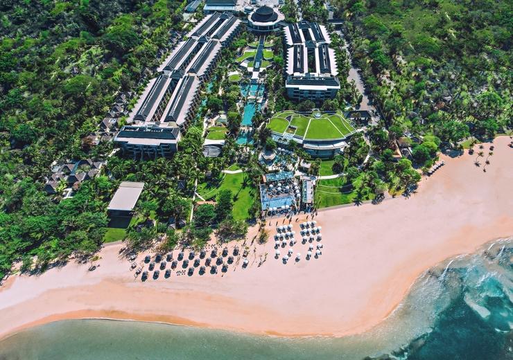 Sofitel Bali Nusa Dua Beach Resort Bali - Pemandangan