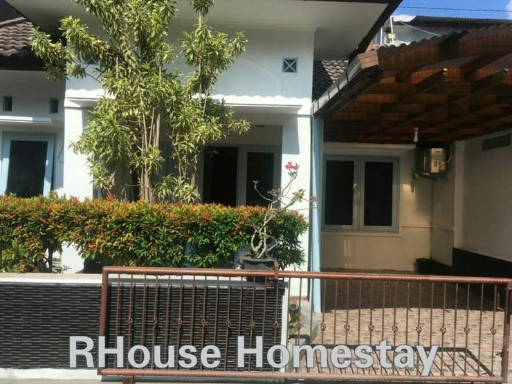 RHouse Homestay Yogyakarta - Facade
