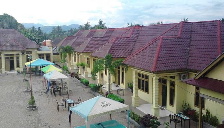 Barumun Hotel & Restaurant Padang Lawas - Eksterior
