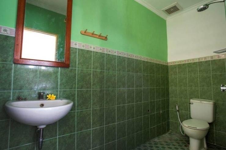 Kubu Jepun Villa Bali - Kamar mandi