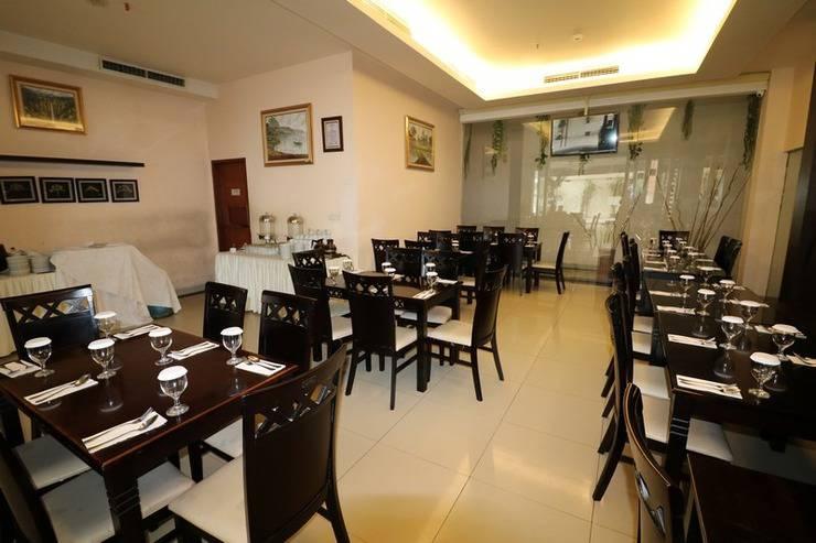 NIDA Rooms Sumatera Utara Uni Medan Sunggal - Restoran