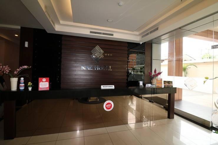 NIDA Rooms Sumatera Utara Uni Medan Sunggal - Resepsionis